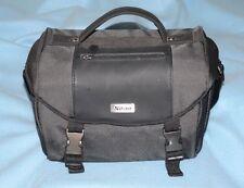 Nikon Camera Shoulder Bag - Charcoal Nylon - Nice One!