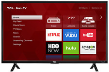 TCL 32S301 32-inch 1080p 60Hz Roku Smart LED HDTV w/ Built-in Wi-Fi & 3 HDMI