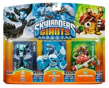 Skylanders Giants HEX SLAM BAM SHROOMBOOM NISB Rare! In hand! Swap Force
