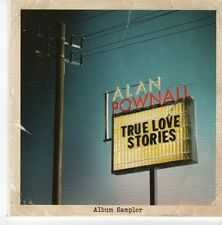 (EB143) Alan Pownall, True Love Stories sampler - 2010 DJ CD