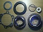 LAND ROVER SERIES HUB BEARING and OIL SEAL KIT RTC3534