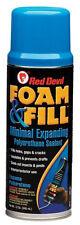 New Red Devil 0913 Foam & Fill Expanding Polyurethane Foam 12 Oz.