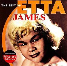 ETTA JAMES -The Best of - New Sealed CD