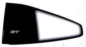 86 87 88 FIERO GT QUARTER GLASS WINDOW SAIL PANEL