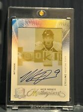 2009-10 The Cup Matt Duchene Rookie Card Auto Printing Plate 1/1