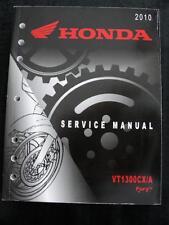 honda vt750 black widow full service repair manual 2001 2003