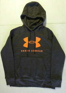Under Armour Women's Rival Fleece Sportstyle Graphic Hoodie NWT