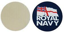 ROYAL NAVY FLAG METAL GOLF BALL MARKER DISC 25MM DIAMETER
