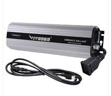 VIVOSUN 1000w Watt Digital Dimmable Electronic Grow Light Ballast for HPS MH