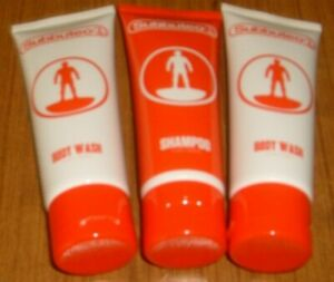 Subbuteo - Shampoo and Body Wash Travel Set