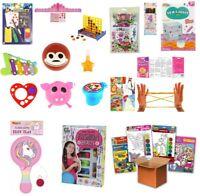 Corona Beschäftigungs Paket Mädchen Spielzeug Spielsachen Schleim Knete basteln