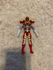 """Power Rangers Dino Super Charge T-Rex Super Charge Red Ranger Action Figure 5"""""""