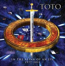 TOTO in the Blink of an eye Greatest Hits 1977-2011 CD NUOVO & OVP