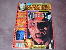 FANGORIA # 103 - Children of the Night, Omen IV, The Haunted, FREE SHIPPING USA