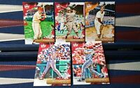 2019 Panini DK #1 Stan Musial Roger Hornsby Satchel Paige - Cardinals HOF Lot x5