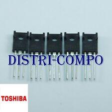 2SC3421 Transistor NPN 120V 1A TO-126 Toshiba (Lot de 5)