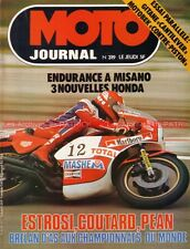 MOTO JOURNAL  319 Essai Road Test HONDA CB 400 T 750 K7 550 K3 MOTOBECANE 99 Z