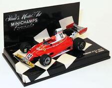 Voiture de sport de courses miniatures MINICHAMPS pour Ferrari