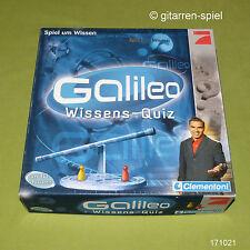 GALILEO Wissens-Quiz ab 10 Jahren von Clementoni 69897 teilweise in Folie TOP!