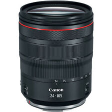 New CANON RF 24-105mm f/4L IS USM Lens for EOS R Mirrorless Camera Full-Frame