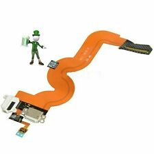 iPod Touch 5 5th Gen Charging Dock Port and Headphone Jack Flex Cable - White