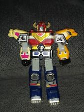 "1998 Power Rangers Lost Galaxy 9"" Megazord, Standard Zord Figure"