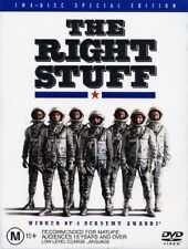 The Right Stuff (DVD, 2003, 2-Disc Set)