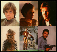 THE EMPIRE STRIKES BACK LOBBY CARD 34x38 MOVIE POSTER  STAR WARS Harrison Ford