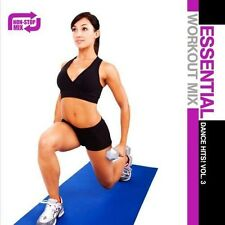 Vol. 3-Essential Workout Mix: Dance Hits! - Essential Work (2013, CD NIEUW) CD-R