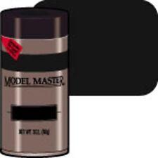 Testors Model Master Spray Flat Black 37038 3 oz - Hobby and Model Enamel Paint