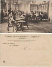 BOLOGNA - ISTITUTO INTERNAZIONALE UNGARELLI - LEZIONE DI FRANCESE COL FONOGATTI