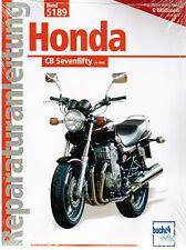 Réparation du Livre Manuel Honda CB 750 Seven Fifty Année 1992 Vol 5189