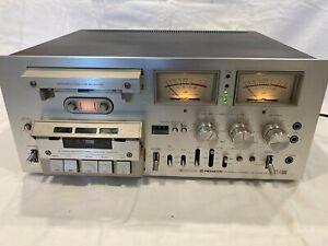 Pioneer CT-F1000 Cassette Deck