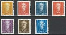 Ned. Antillen postfris 1979 MNH 604-610 (links ongetand) - Koningin Juliana
