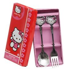 Box cutlery HELLO KITTY spoon,fork,Spoon,Spoon and fork,cutlery