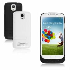 Backup Battery Power Bank Case Cover Charger for Samsung Galaxy S4 WITH USB CABL