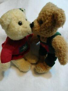 Vintage Hallmark Kissing Bears