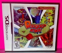 Roogoo Attack ! -  Nintendo DS DS Lite 3DS 2DS Game Complete + Tested
