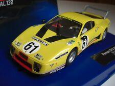 Carrera Digital 132 25728 Ferrari 512 BB LM Beurlys Le Mans 1979 Nr. 61 Umbau!