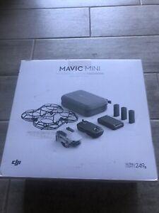 DJI Mavic Mini Fly More Combo - Open Box!