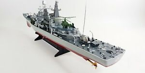 Radio Control RC Military Navy Battleship Warship Destroyer Electric RTR Boat