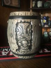 Tiki tOny - Limited Edition Cellar 50th Anniversary Tiki Barrel Mug by Muntiki