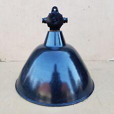 Alte Lampe, Fabriklampe ,Industrielampe, Werkstatt Lampe ,XXL, 1