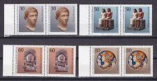 Postfrische Briefmarken aus Berlin (1980-1990) mit Kunst-Motiv