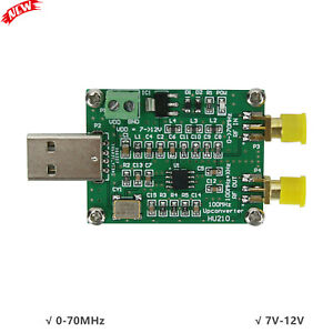 SDR Upconverter Module 0-70MHz Input Frequency with USB Interface For RTL-SDR