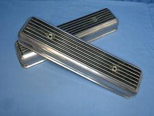 Rare! Vintage Original '60s Fenton Oldsmobile Finned Aluminum Valve Covers Olds
