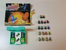 Vintage 1987 Tomy Spinjas Arena Toy Set Plus Lot