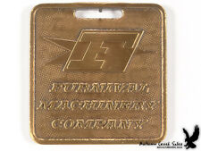 Furnival Machinery Company Penn Construction Equipment Contractor Watch Fob