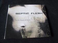 SEPTIC FLESH Mystic Places Of Dawn CD DIGIPAK REPRESS HOLY RECORDS NO LP