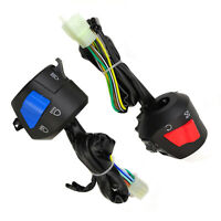 "7/8"" Handlebar Horn Turn Signal Headlight Electrical Start Switch Motorcycle ATV"